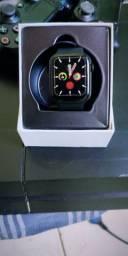 Smartwatch iwo w26 , tela infinita , aprova d'água