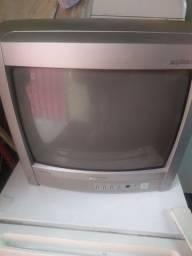 TV 14 polegadas tudo ok Semp Toshiba