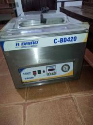 VENDO seladora a vácuo R. BAIÃO C-BD420