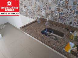 JES 004. Casa duplex com 1 banheiro 2 quartos em Serra