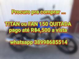 Titan ,fan 150