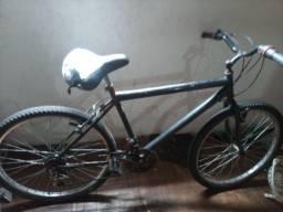 Bicicleta grande com marchas ANDANDO