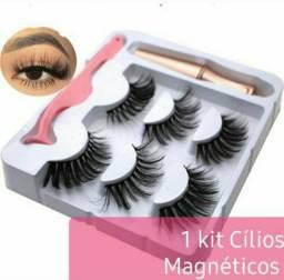 Cílios Magnéticos kit