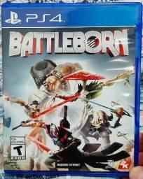 JOGO PS4 - BATTLEBORN