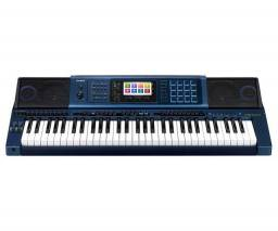 Casio MZX500 sampleado