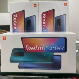 Loja física. Xiaomi NOTE 9 novos lacrados, nota fiscal nacional e garantia, retira HJ!