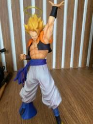 Action figure Fusão de Goku e Vedita - DBZ 25cm