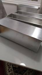Formas Pão de Forma alumínio c/ tampa