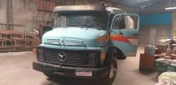 Vendo caminhão Mercedes 1111