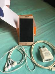 Celular Moto e4 16gb Ouro