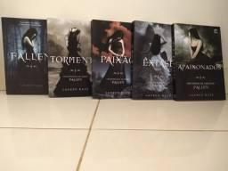 Livros Fallen box completo - Lauren Kate