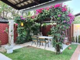 Linda casa Frente à Área Verde no condomínio Quintas do Lago! R$ 1.490.000!