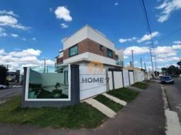 Sobrado com 3 dormitórios à venda, 102 m² por R$ 540.000 - Sítio Cercado - Curitiba/PR
