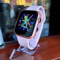 Relógio Smartwatch Gold Aceitamos Cartão