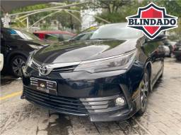 Toyota Corolla XRS Blindado Afinity com vidros Titanium novissimo rev css
