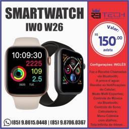 Smartwatch W26 44 mm Iwo 26 em Inglês
