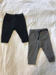 Conjunto calças - marca GAP - 3 a 6 mese