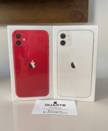 iPhone 11 64 gigabytes Branco/Red Zero