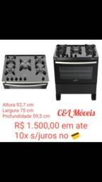 FOGÃO GOURMET