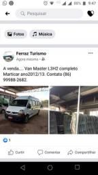 Van Renault Master Marticar