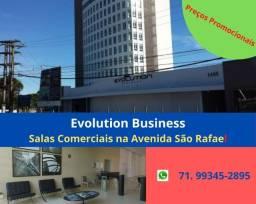 Evolution Business, Salas Comerciais na Avenida São Rafael
