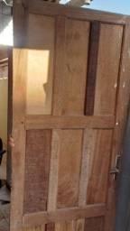 Porta de madeira 2.10/80