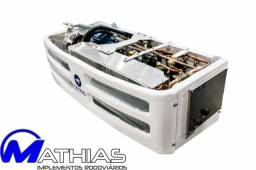 Maquina de rerigeracao para baus 3/4 nova Mathias implementos