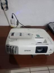 projetor epson s17 powerlite