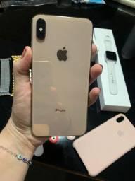 Vendo iPhone XS MAX+ Apple Watch apenas 5.800,00