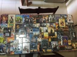 DVDs de grandes sucessos do cinema. (Originais)