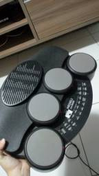 Bateria eletrônica portatil DD302 digital drum