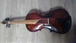 Violino 4/4 Nurherson 4 Reconstruído e Harmonizado em Luthieria