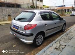 Peugeot 206 Lindo!!! Vale a pena conferir