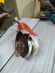 Esmirilhadeira Angular 4 ½ 220v Black & Decker
