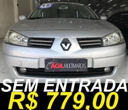 Renault Megane Dynamique 1.6 Flex 2012 Completo Ùnico Dono
