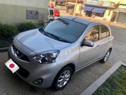 Nissan March 1.0 2016 (estado de novo)