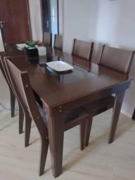 Mesa 4 cadeiras Martin Elegance