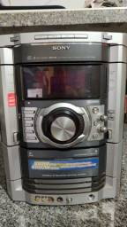 Sony MHC-GN990 (com defeito)