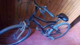 Vendo essa bicicleta usada em bom estado