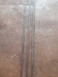 Aço Barra Redonda Laminada 9/16 14.2mm No Aço A36, Total De 700kg