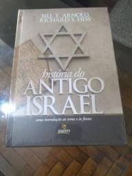 Livro História do Antigo Israel - Capa Dura