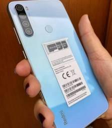 Xiaomi Redmi Note 8 lacrado 64 gigas