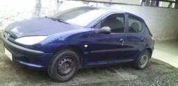 Peugeot 206 pra vender rápido