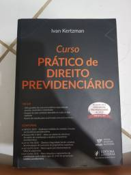 Livro curso prático de direito previdenciário Ivan kertzman