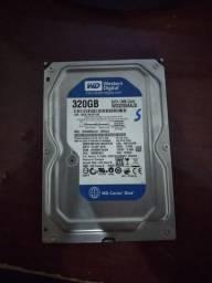 Vendo este HD 320gb  para PC