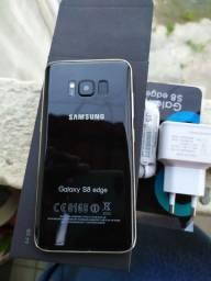 Samsung s8 mini Edge (primeira linha)R$319.99