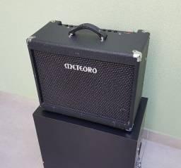 Amplificador Válvulado Meteoro Mgv 30 Com Hard Case