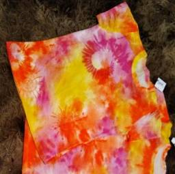 Camiseta Tie Dye (NOVO)