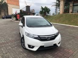 Honda FIT EXL 2015 com câmera de Ré
