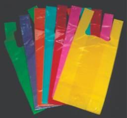 Máquina de fazer sacolas plásticas